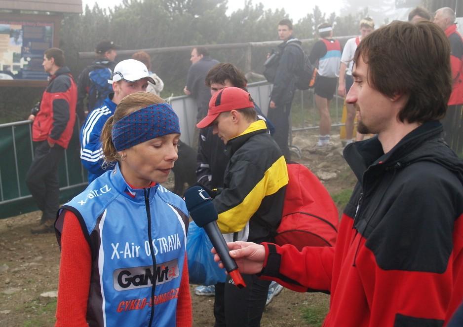 Anna Pichrtová (foto: X-AIR Ostrava)